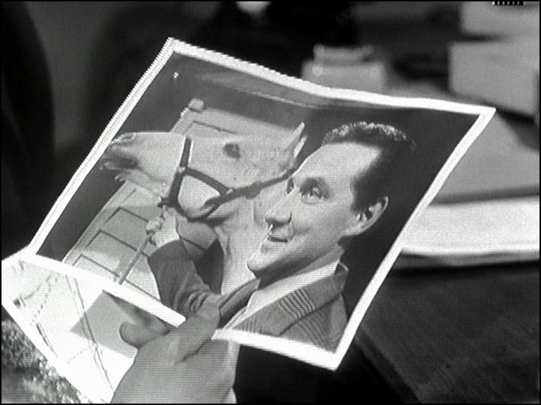 "Steed with Sebastain in ""Trojan Horse"""